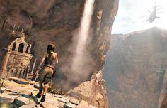 Lara Croft is Tomb Raiding Anew  #Gamescom2015 #LaraCroft #RiseoftheTombRaider #XboxOne