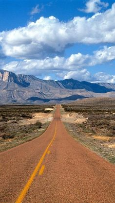 Lonesome Highway, Texas