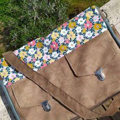 Mama Belette sur Instagram: Quand ton nouvel ordinateur portable ne rentre pas dans tes sacs, tu n'as pas le choix, tu dois en refaire un à la bonne taille 😁. Voici…