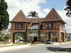 Pomerode: a cidade mais alemã do Brasil