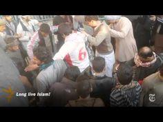 [The real war on women]...Video: Muslim mob beat, stone, burn woman to death over Koran | Creeping Sharia