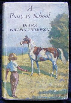 I think I must have read all the horse books by the Pullein-Thompson sisters (?).  Christine, Diana & Josephine and was there an Anne?  I know I exhausted my local library's supply!!