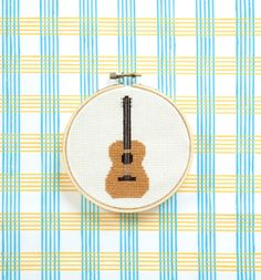 Country Living's Free Cross-Stitch Patterns  - CountryLiving.com Ball jar pic, that looks doable