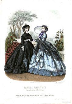 La Mode illustrée