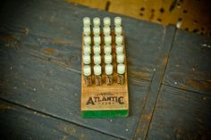 Atlantic Farms - Hops Based Lip Balms via @The Dieline