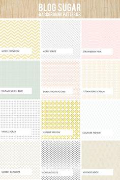 Image of Blog Sugar Patterns