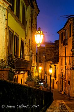 Vicolo San Marcellino - Italy