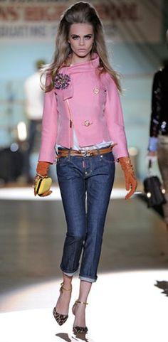 #pinkblazer