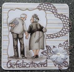 Brenda's kaarten: 40 jaar getrouwd - #125getrouwd #20jaargetrouwd #50jaargetrouwd #Brenda39s #getrouwd #Goudenbruiloftgedicht #huwelijkquote #Huwelijkteksten #jaar #kaarten #Weddingwishesquotes Fun Fold Cards, Folded Cards, Cute Cards, Diy Cards, 4th Anniversary, Wedding Anniversary Cards, Couples Âgés, Wedding Day Cards, Mo Manning