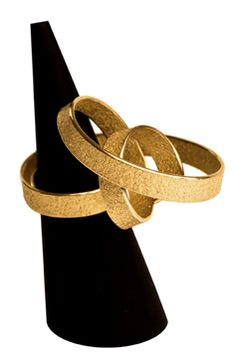 ute decker - sculptural rings, architectural rings, architectural jewellery, wearable sculptures, ring sculptures, art jewellery, Fairtrade gold
