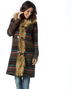 The Globe Trotter Coat proves it's possible to find outerwear that's as cute as your outfit underneath.