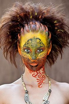 The World Bodypainting Festival in Austria is on my to do list next year photos) World Bodypainting Festival, Face Paint Makeup, Maquillage Halloween, Costume Makeup, Face Art, Body Painting, Painting Art, Face And Body, Street Art