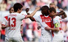 @Köln team jubel #9ine