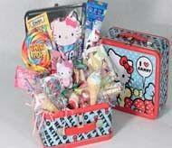 Hello Kitty Gift Basket Product