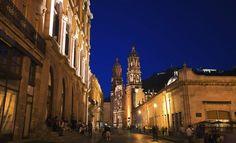 Centro Histórico zacatecano Foto: visitmexico.com