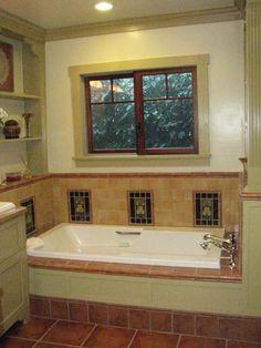 3 Ideas For En Suite Baths Craftsman Bathroom Studio Photos And Craftsman