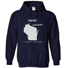 Westby- WIS - #homemade gift #gift amor. FASTER => https://www.sunfrog.com/LifeStyle/Westby-WIS-1732-NavyBlue-19233386-Hoodie.html?68278