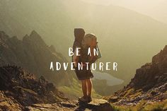 Get out there and explore. Purchase the font on Creative Market.