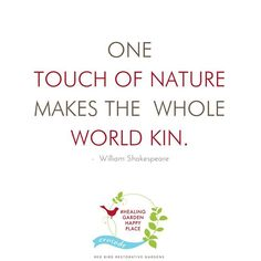 """Often I say """"Nature is the great equalizer."""" Why? Because we share an innate programming to connect with nature. We're kin that way. . Don'tcha just love that? Brothers and Sisters naturally. Ahhh yes. . Better yet we're even drawn more close within our innate internal kinship aka """"balanced state"""" when we touch nature - work in nature - work in a garden. . A 2012 Norwegian research group found that those with moderate to severe depression found relief from rumination (that sit at the center…"""