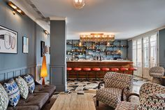 Soho House Barcelona - Attitude Interior Design Magazine