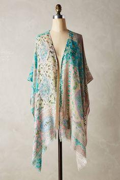 Levanya Kimono Scarf - anthropologie.com