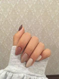 Simple Acrylic Nails, Best Acrylic Nails, Acrylic Nail Designs, Simple Nails, Classy Gel Nails, Shellac Nail Designs, Nails Design, Nagellack Design, Thanksgiving Nails