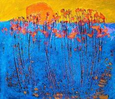 seashore abstract art - Google Search