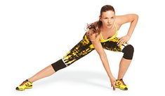 Lateral Lunge - Fitnessmagazine.com