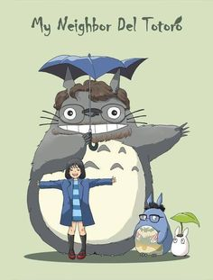 Totoro <3 u <3