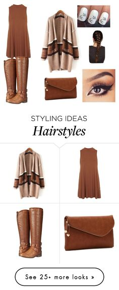 """""""outfit #180"""" by melba-bizaku on Polyvore featuring Topshop, Madden Girl and Urban Expressions"""