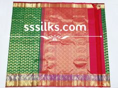 Indian Handloom Sarees and Silks Kanchipuram Saree, Handloom Saree, Festival Wedding, Pure Silk Sarees, Floral Stripe, Traditional Design, Weaving, Stripes, Pure Products