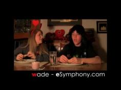 eSymphony.com - Blind Date Edition        Gretchen spends her Valentine's Day looking for love on eSymphony. Do you think she'll find her perfect match? Starring Katie as Gretchen Taylor as Gretchen's Sister Matthew as Ron, Gordon, and Wade. Written/Directed/Edited by Matthew Thanks for watching. :) **I do not own any of the music or songs in this video**