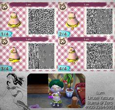 Lum QR code for AC:NL by TeenBulma