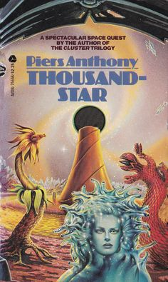 Piers Anthony.  Thousand Star