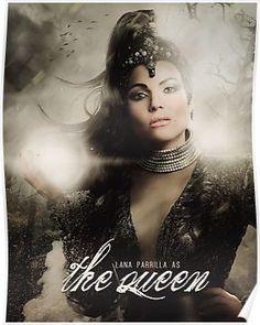 Movie Poster Style - Regina / Lana Poster