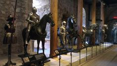The Line of Kings in the Tower of London