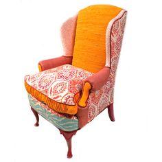 So cute!- consider re-design of queen annes chair