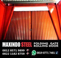 #Folding Gate Jakrta Timur