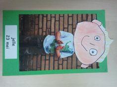 kalender idee voor aan het begin van het schooljaar - Do It Darling