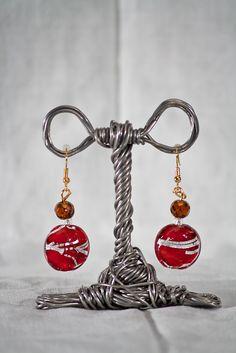 Cute earring stand