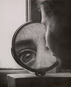 Raoul Hausmann Untitled February 1931 Gelatin silver print 5 3/8 x 4 7/16″ (13.6 x 11.2 cm) The Museum of Modern Art, New York. Thomas Walth...