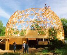 dome homes - Google Search