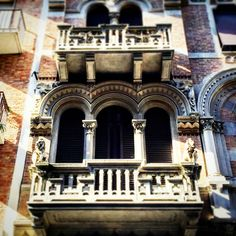 Torino, via Giacinto Collegno.  The Liberty side of the city.