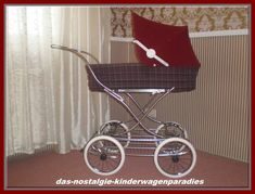 Baby Prams, Baby Dolls, Baby Strollers, Retro Vintage, Pets, Children, Kids Wagon, Young Children, Boys