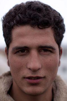 Portrait of a kurdish young man #Kurdish #Kurds #Rojava