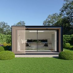 Our Lite Pod is a Spacious Open Plan Garden Studio – Pod Space