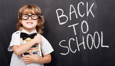 Preparing Your Child for the First Day of School - Guest Blog by Sharon Rief