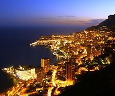 Monte Carlo.... on a yacht...