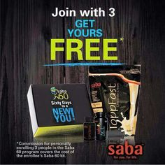 Join in on Saba 60!