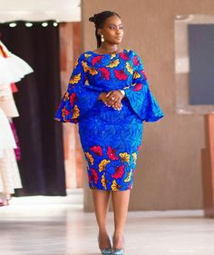 Style Inspiration: Latest Ankara Styles African print fashion Ankara fall fashion African Dress Custom made Ankara dress Homecoming dress Winter fashion African wedding guest Kitenge dress Melanin Popping tribal clothing Prom Dress Christmas African Fashion Designers, Latest African Fashion Dresses, African Dresses For Women, African Print Dresses, African Print Fashion, Africa Fashion, African Attire, African Wear, African Women